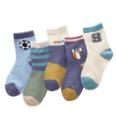 custom cotton fancy child boys tube socks animal head cartoon boys kids socks children socks