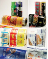 Film and laminated bags -