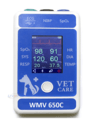 China factory multi-functional portable TFT LCD bluetooth veterinary monitor