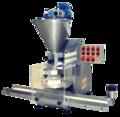 Máquina para produzir salgados pequenos, médios e grandes - PANFORM-5000 - Analógica, Digital e CLP