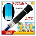 0-32 portable refractometer with ATC