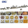 Linha de produção de alimentos fritos, equipamentos de lazer frito inchado de alimentos