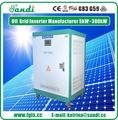 SDP-30KW Solar panel off grid inverter work without battery 500-850VDC -