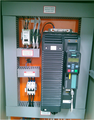 Tabla de comandos de inversor Siemens 15CV -