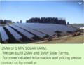 Fazendas solares -