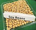 Semillas de soya
