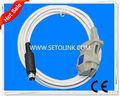 Disponível OEM reutilizável SpO2 Sensor para Mindray / HP / Goldway / Nihon Kohden