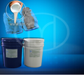 Addition cure silicon rubber for artificial stone products -