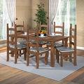 mesa italia com 6 cadeiras italia