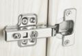 Base extraíble de acero inoxidable o hierro gabinete bisagra, puerta -