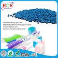 Matéria-prima TPR para identificador de escova de dentes -