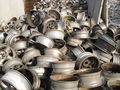 Aluminium alloy Wheels scraps