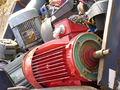 Scrap Motor eléctrico