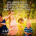 Projeto de Educação Ambiental -