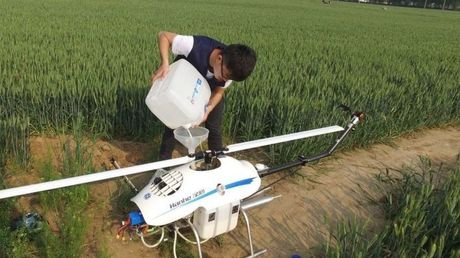 solidality trades pvt - Agriculture/Pesticide Spraying Drone   B2Brazil