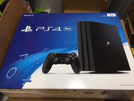 EMX ELECTRONIC GROUP - Sony PlayStation 4 Pro 1TB Black Console