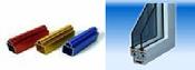 electrophoresis Paint Aluminum Profile / Mechanical Polishing Aluminum Profile