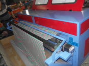 CNC CO2 Laser engraving cutting machine with auto roll feeding system  1600*1000mm (KH-1610)