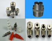 Full cone nozzle / fan nozzle / Spiral nozzle / Hollow cone nozzle