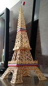 Eiffel Tower matchstick