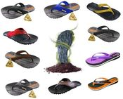 Recycled Tires Sandal - Factory Direct Price