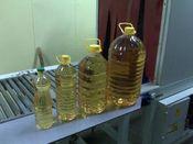 Sunflower oil export