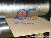 mdf plywood embossing rolling machine