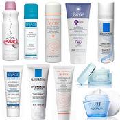 Avene, Vichy, Bioderma, Nuxe, Uriage, Yves Rocher Cosmetics Wholesales!