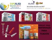 Brazilian Supplier of Fixture Materials in Bolivia