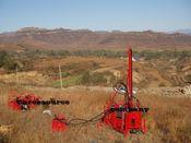 Man mountain drilling