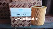 Atlas Copco Air Filter 1613872000 Air Compressor Part  Replacement