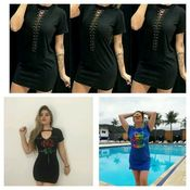 WE SELL DRESSES PRICE OF MANUFACTURES