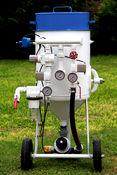 Precisão Blaster - ecológico Afiadoras - Blasting Soda - AR70a