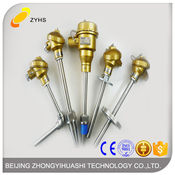 Anti-corrosion Thermocouple B/S/R/N/J/K/T type Widely Used Thermocouple Temperatuer Sensor