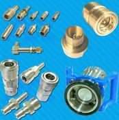 Manufacturers and exporters quick couplings