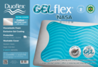 GelFlex - Cooling Gel & Memory Foam Sleeping Pillow - OPETRA Duoflex