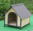 Wooden doghouse for sale