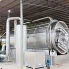 Automatic control Pyrolysis machine - Shangqiu Yilong Machinery Equipment Co., Ltd.