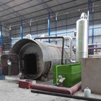 Waste tyre pyrolysis machine - Shangqiu Yilong Machinery Equipment Co., Ltd.