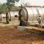Waste tyre pyrolysis equipment - Shangqiu Yilong Machinery Equipment Co., Ltd.