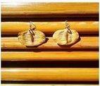 Rosewood Earring 02 - Yasai Biojóias