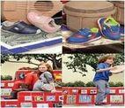 + + Sneakers Boots Fisioflex - Calçados Bibi