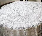 Lace Tablecloth - Renascença - Dona Das Rendas