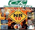 Uniform Nr10 - C&k Uniformes E Epi´s