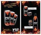 V12 Black Energy Drink Shelf Life: 1 ano - Xereta