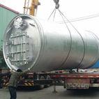 Waste plastic refinery machine - Shangqiu Yilong Machinery Equipment Co., Ltd.