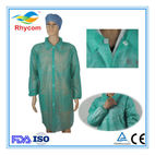 Non-woven lab suits