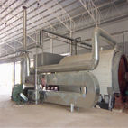 Waste rubber pyrolysis equipment, 10T - Henan Beigong Machinery Manufacturing Co., Ltd.