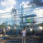 Waste engine oil refinery unit - Shangqiu Yilong Machinery Equipment Co., Ltd.