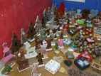 Christmas Hangings and decoratives - Glorious Crafts